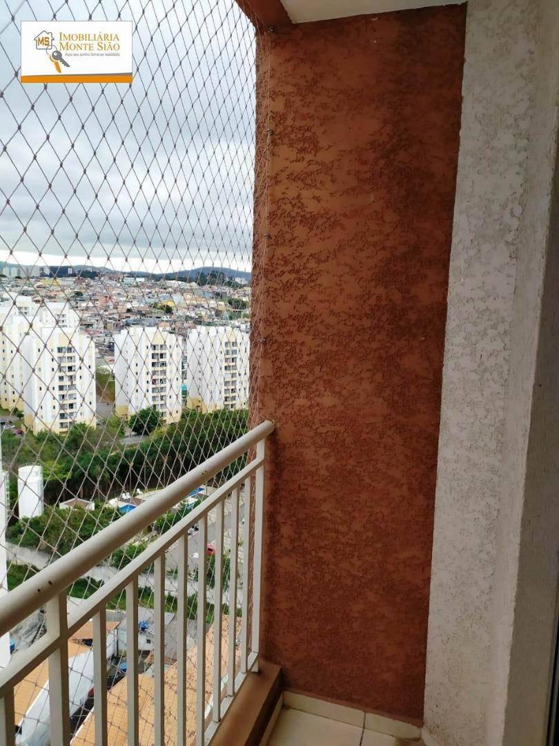 ótimo apartamento com 2 dormitórios, 49 m² no cocaia - ap1029