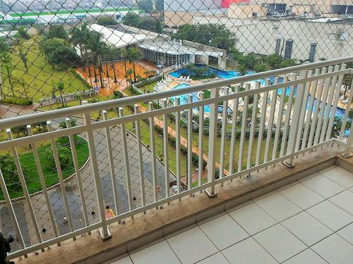 ótimo apartamento com 3 dorms - jd olympia - claudio 78664