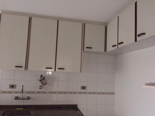 ótimo apartamento com 50 m², sendo 2 dorms - paulo 78677