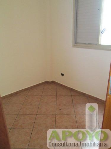 ótimo apartamento com 64 m² - yo2163