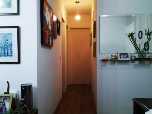 ótimo apartamento com 65 m² 2 dormitórios - yo1969