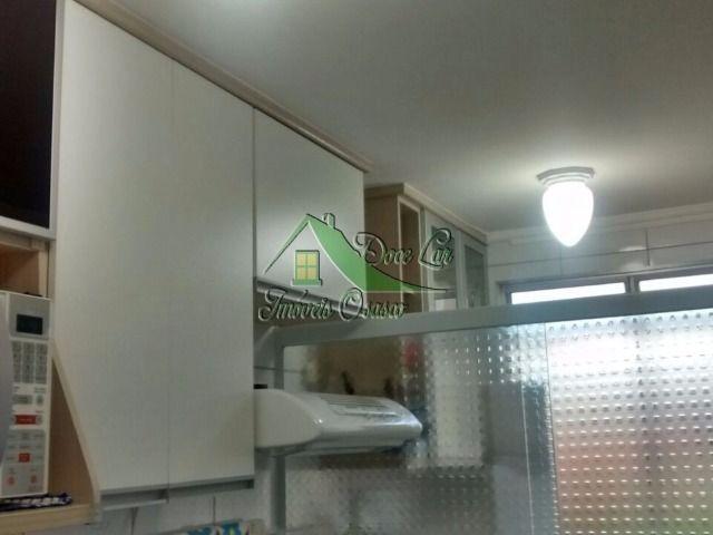 ótimo apartamento, cond. salvador dali, osasco.