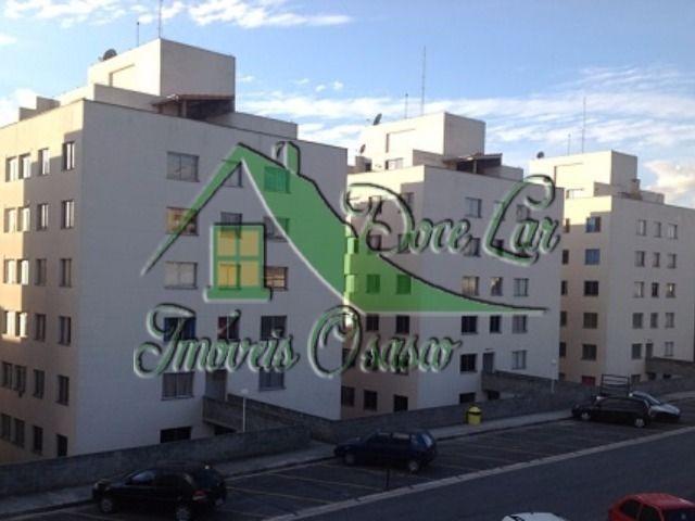 ótimo apartamento, condomínio osasco life.