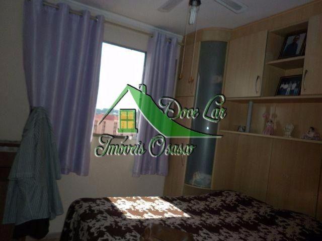 ótimo apartamento, condomínio vida nova, osasco.