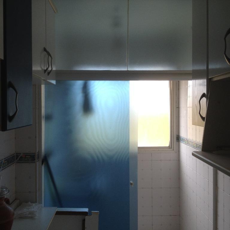 ótimo apartamento de 1 dormitório, sala com sacada, 1 vaga. piscina. lauzane. - ap22692