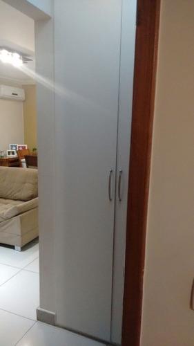 ótimo! apartamento de 2 quartos montado no bairro califórnia - 1279
