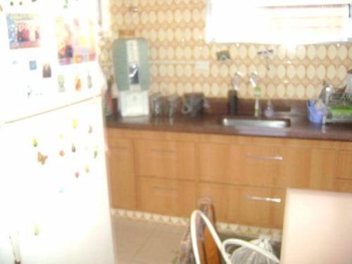 ótimo apartamento de 3 dormitórios com dependência, boqueirão - santos/sp - ap0492