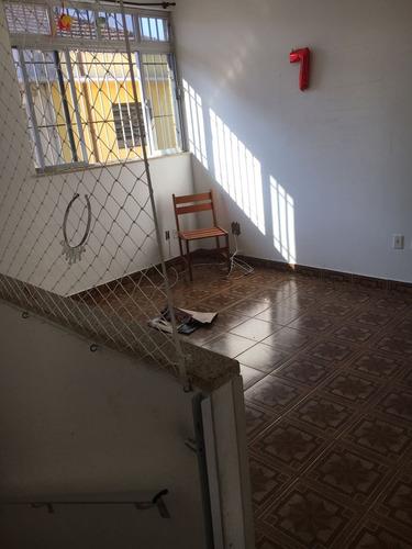 ótimo apartamento em santos, litoral sul - ref ca-449