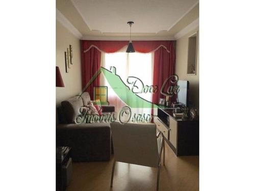 ótimo apartamento, guimarães rosas, osasco.