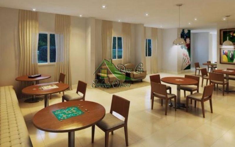 ótimo apartamento. innova são francisco. umuarama, osasco.