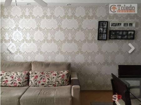 ótimo apartamento localizado no bairro de engenheiro goulart, com 50 m² - ap0257