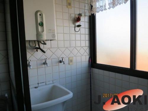 ótimo apartamento - mirandópolis - ap70829