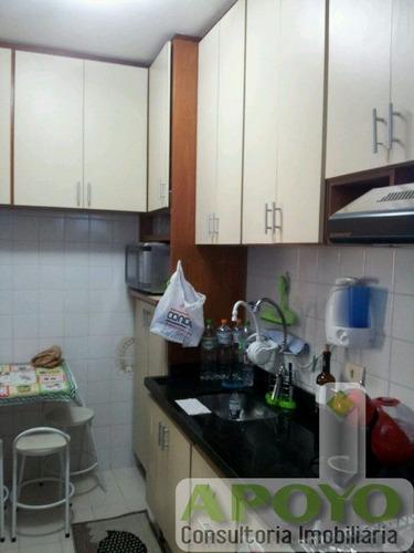ótimo apartamento no campo grande - yo2460