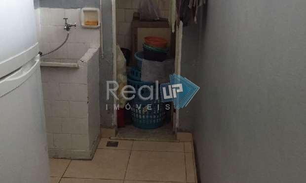 ótimo apartamento no humaitá de 3 quartos!!! - 9097