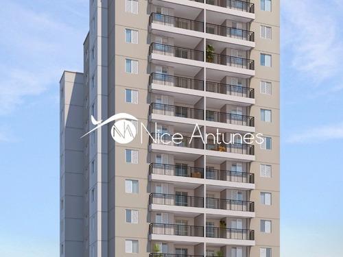 ótimo apartamento, novo, tucuruvi, zona norte. - na7041