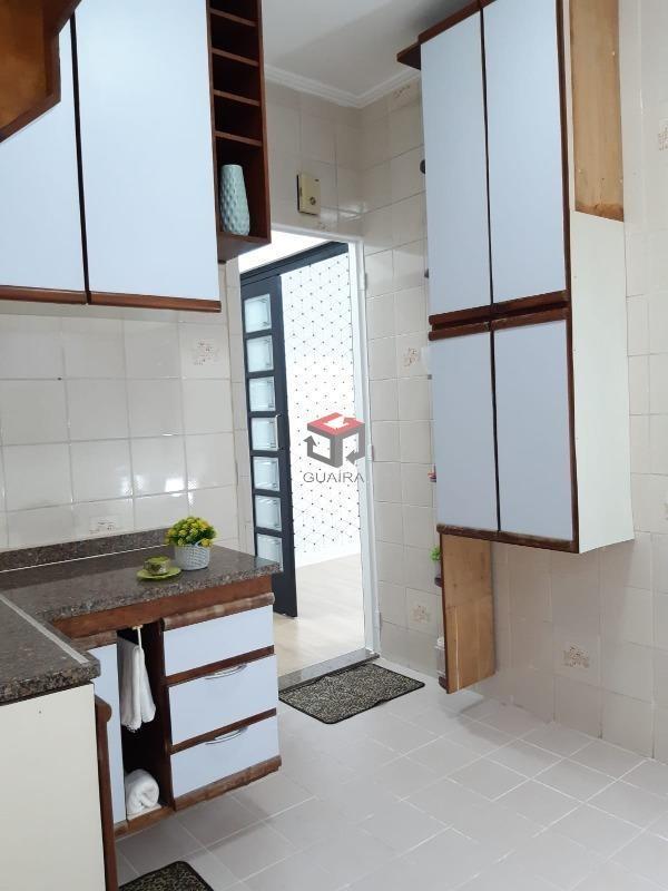 ótimo apartamento para locação, 02 quartos, 01 vaga - vila assunção - são bernardo do campo - 82535