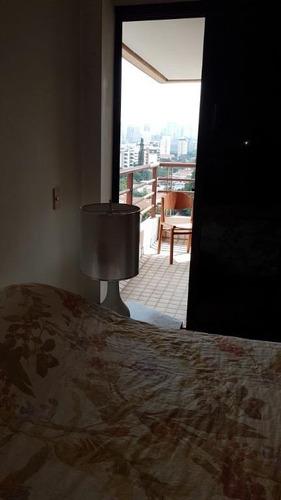 ótimo apartamento para locação no brooklin i 2 dormitórios i lavabo i varanda i 1 vaga i 68m² - ap1149