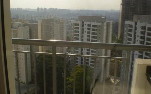 ótimo apartamento para locação no morumbi, r$ 1958,00 pacote, iptu isento até fev de 2016.