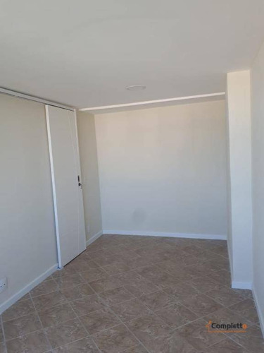 ótimo apartamento reformado, 1 quarto revertido para o 2º quarto - taquara - ap0134
