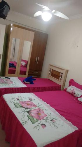 ótimo apartamento reformado 2 dormitórios sacada mobiliado