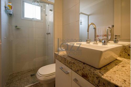 ótimo apartamento residencial à venda, mansões santo antônio, campinas. - ap0699