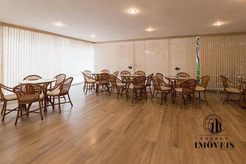 ótimo apartamento totalmente reforma no coração de perdizes! - ap3461