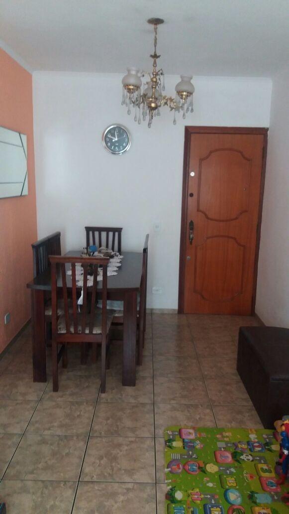 ótimo apartamento à venda - 2 dormitórios - 1 vaga - paulicéia - são bernardo do campo-sp - 45111