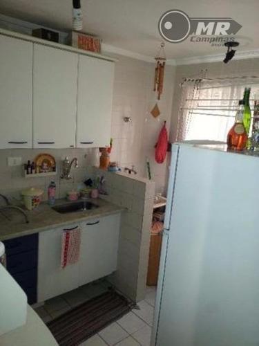 ótimo apartamento à venda, jardim aurélia, campinas. - ap0663