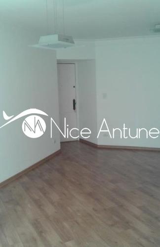 ótimo apartamento, venda ou locação, santa teresinha, zona norte. - na9024
