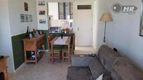 ótimo apartamento à venda, vila industrial, campinas. - ap0685