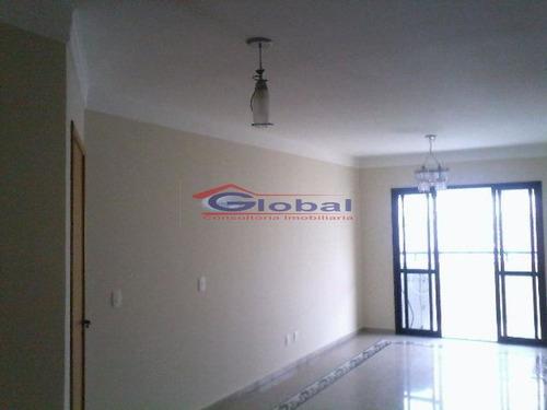 ótimo apartamento - vila assunção - santo andré - gl37280