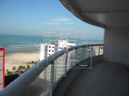 ótimo apartamento - vista mar - 03 suítes