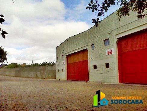 ótimo galpão com 900 m² na zona industrial - 29lc