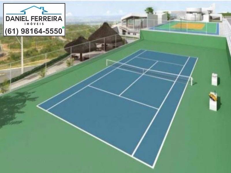 ótimo lote com 1.000m² - condominio reserva by santa monica - te00012 - 4427792