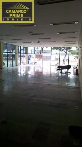 ótimo prédio comercial de esquina a 300 metros da estação de metro butantã .. - eb81239