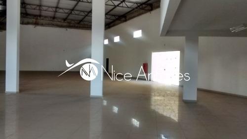 ótimo prédio comercial, locação, casa verde, zona norte. - na8834