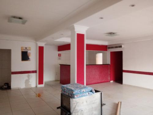 ótimo salão comercial no centro do bonfiglioli - cód 53