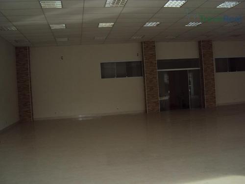 otimo salão comercial no centro - sl0057