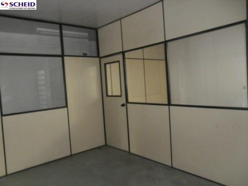 *ótimo salão comercial para variados fins no coração do jd prudência com 240 m²!* - mc793