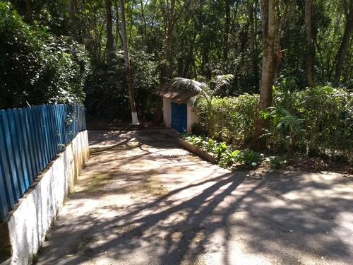 ótimo sítio em ribeirão pires terreno 20923 m2   ref ca-466