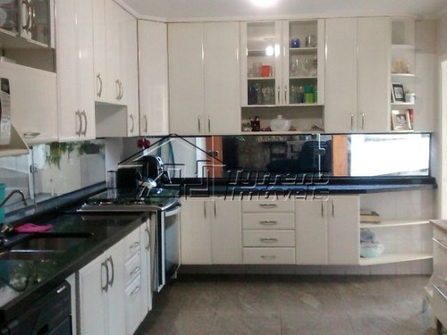 ótimo sobrado 3 dormitórios, suíte, edícula, churrasqueira no vista verde