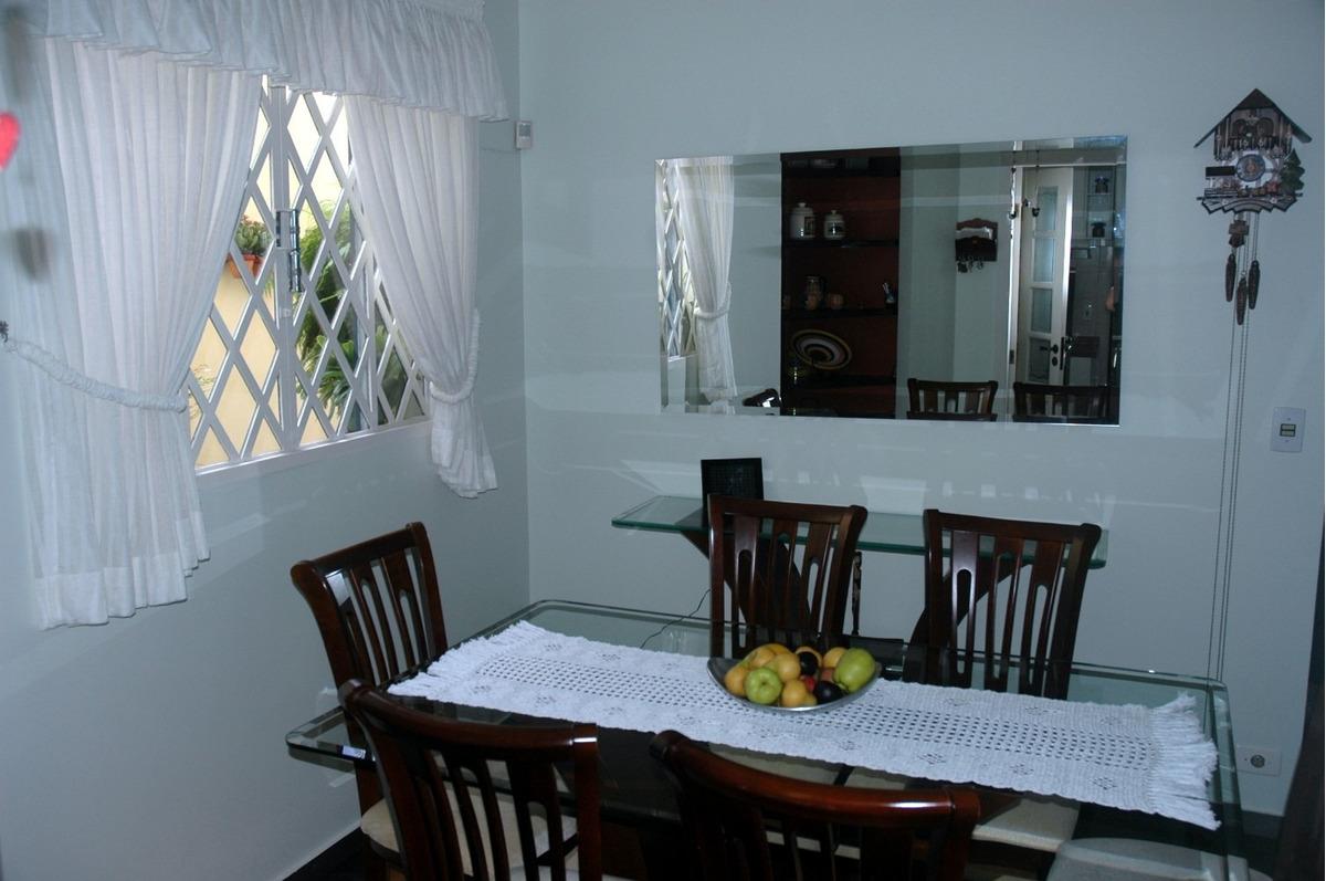 ótimo sobrado com 3 dormitórios - vila sônia - cod 76907