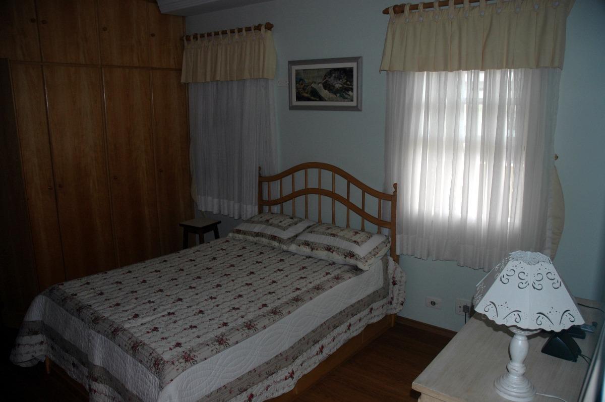 ótimo sobrado com 3 dormitórios - vila sônia - ref 76907