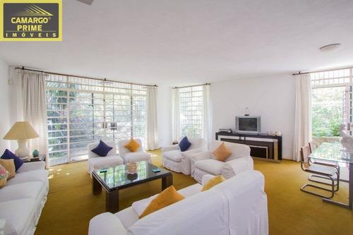ótimo sobrado de 450,00 m² com 4 dormitórios - eb81683