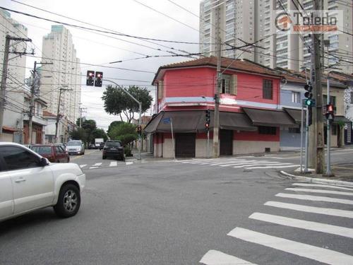 ótimo sobrado localizado no bairro da mooca com 120m² - so0120