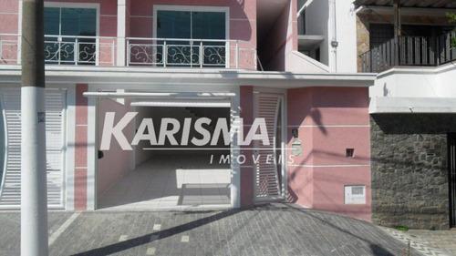 ótimo sobrado residencial na água fria - ka853