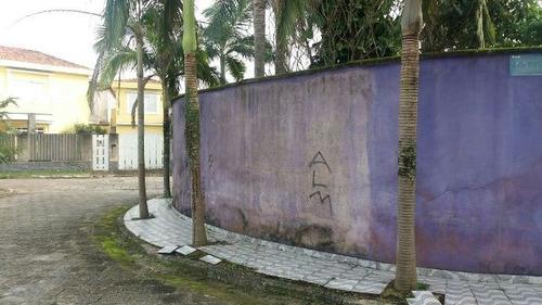 ótimo terreno com escritura em itanhaém-sp - ref 4410-p