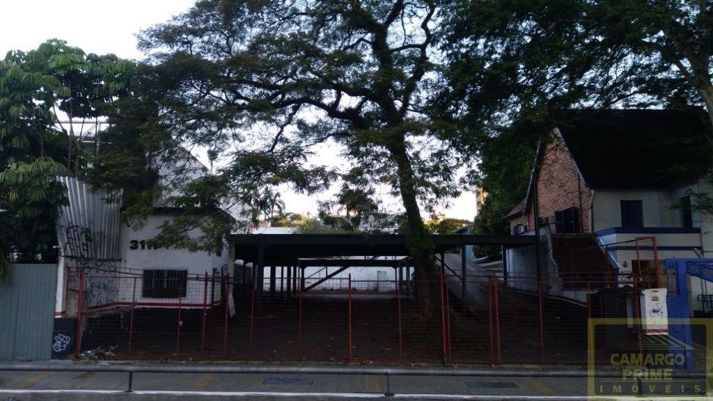 ótimo terreno comercial à 200 metros da avenida brigadeiro faria lima - eb85401