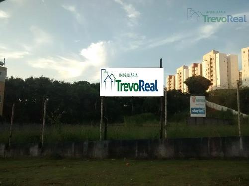 ótimo terreno comercial e residêncial em avenida prinicipal em valinhos - te0238