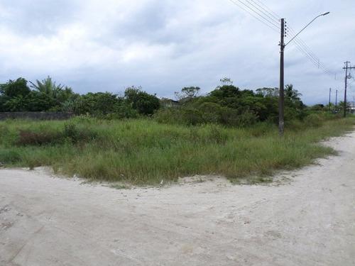 ótimo terreno de chácara em itanhaém, litoral sul ref 2763